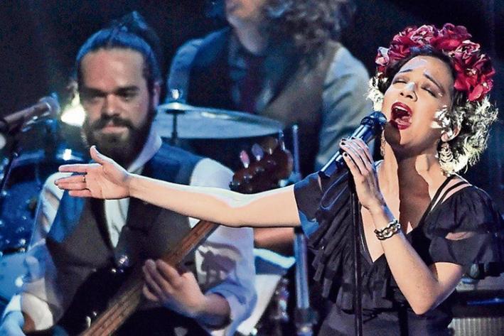 Natalia Lafourcade será premiada por ASCAP