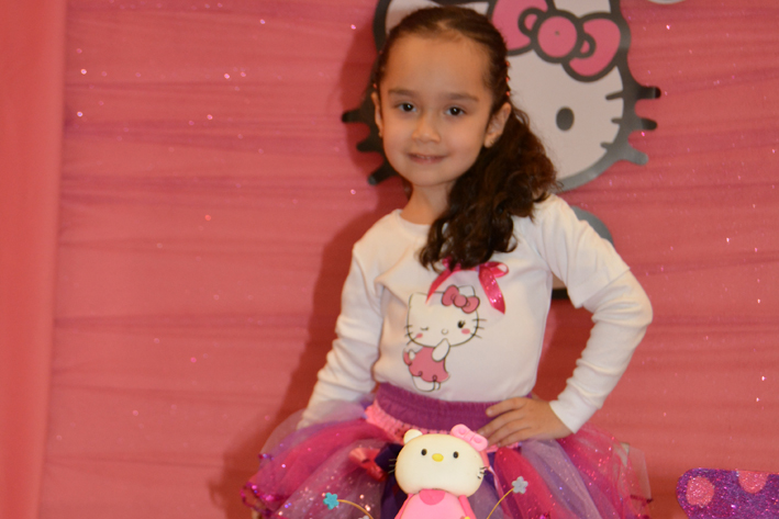 Se festeja con Hello Kitty