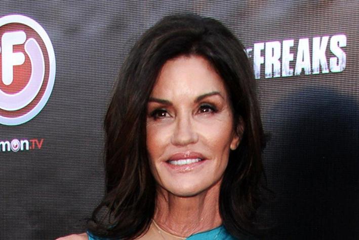 Janice Dickinson luchará contra el cáncer de mama