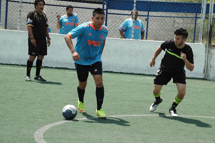 Los Chacones FC Ganan Partido