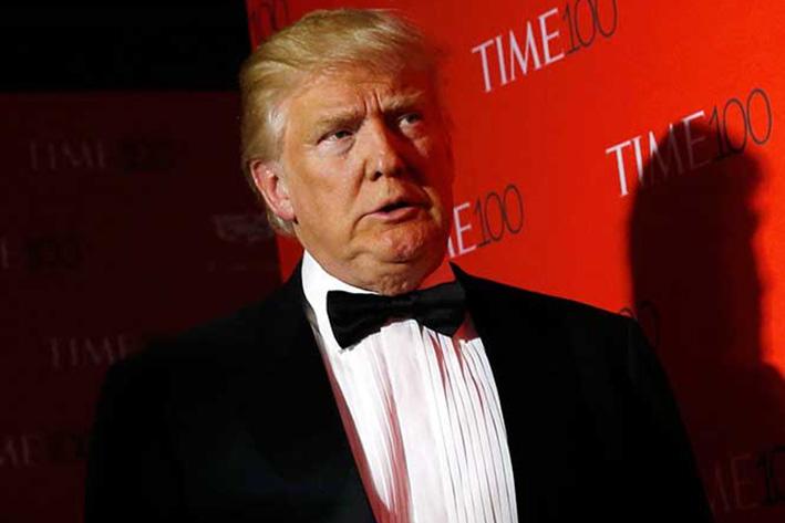 Se impone Trump  en las primarias