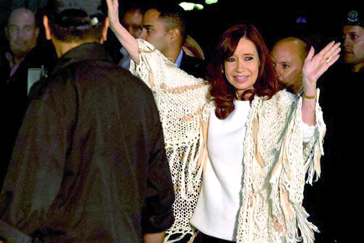 Procesan a Cristina  Fernández por  'administración infiel'