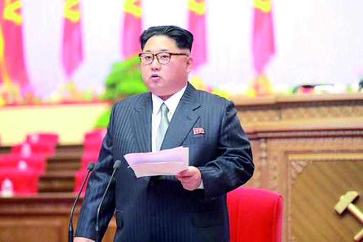 Corea del Norte no usará armas nucleares: Kim
