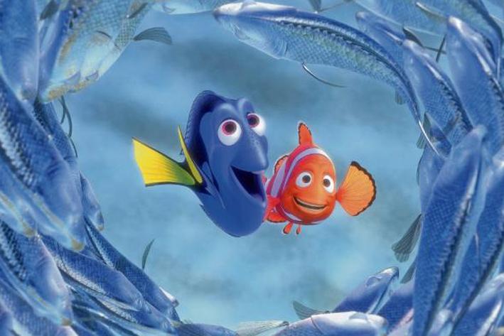 Películas clásicas de Pixar al cine