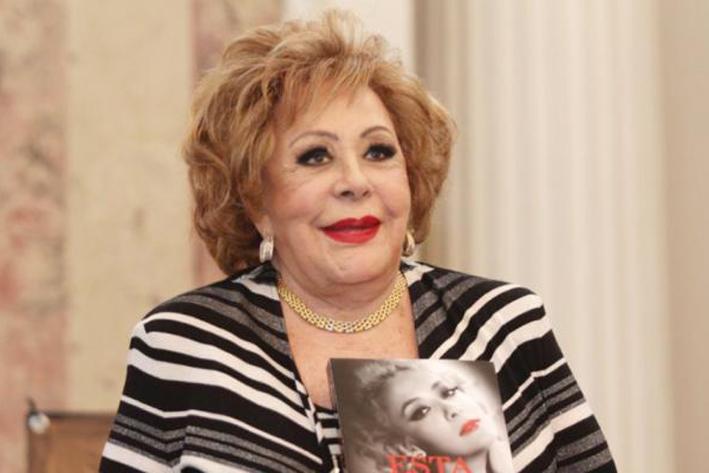 Silvia Pinal regresa a Televisa