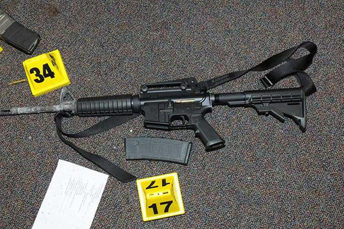 Rechaza propuestas de ley de control de armas