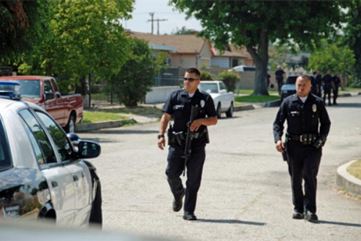 Detiene a 31 pandilleros
