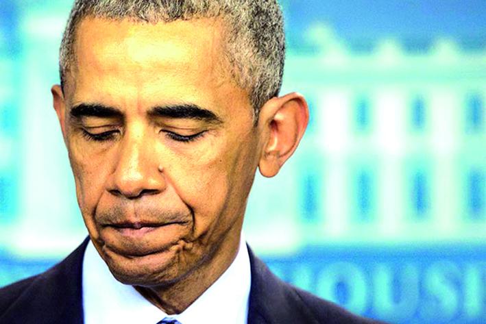 Donald Trump exige  renuncia de Obama