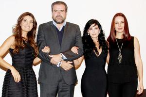 Televisa le apuesta a las 'Mujeres de negro'