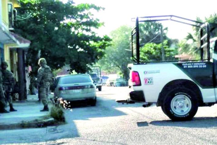 Matan a 14 en Tamaulipas