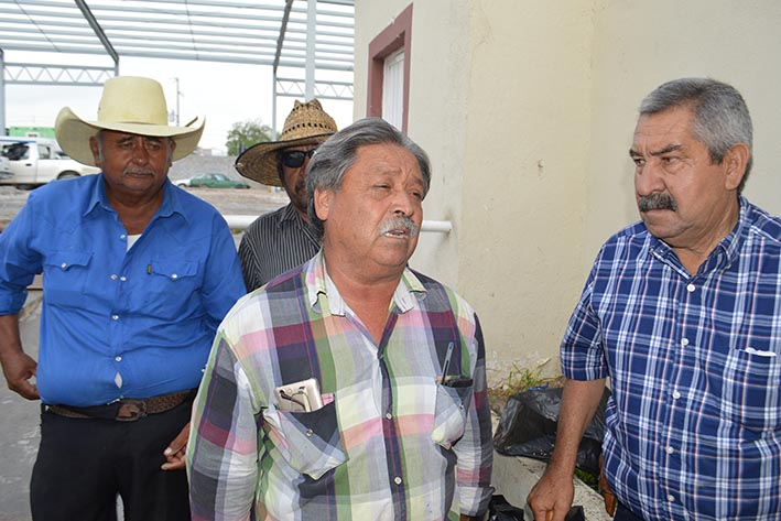 Demandan ejidatarios a  AHMSA restituya tierras