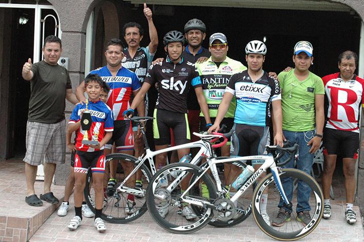 Reanudan las Carreras Ciclistas