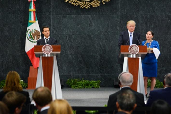 Merecen mexicanos  en EU respeto: EPN