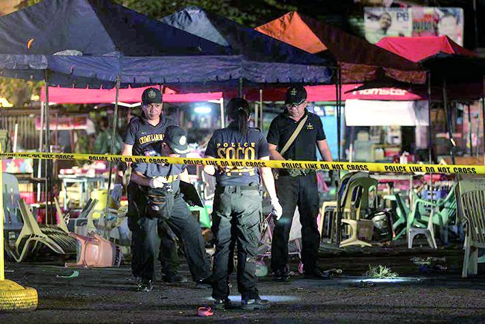 Declaran en Filipinas  'estado de anarquía'