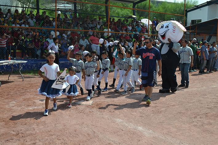 En marcha béisbol de la Ribereña