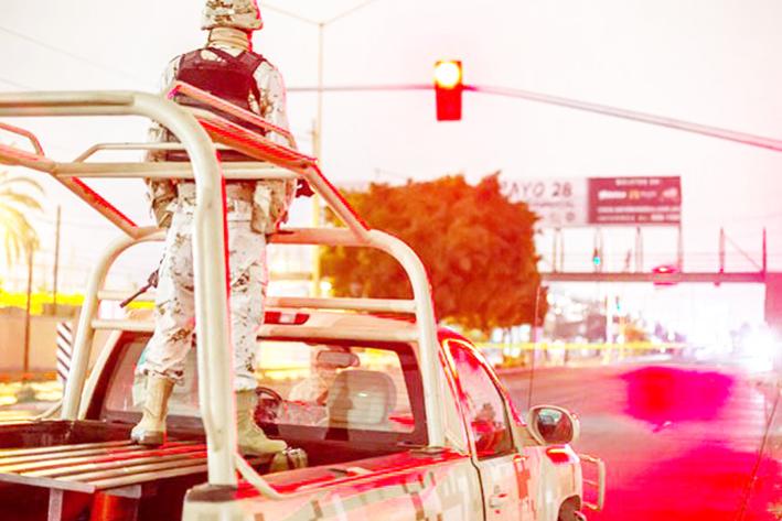Mueren 11 por  enfrentamientos  en Nuevo Laredo