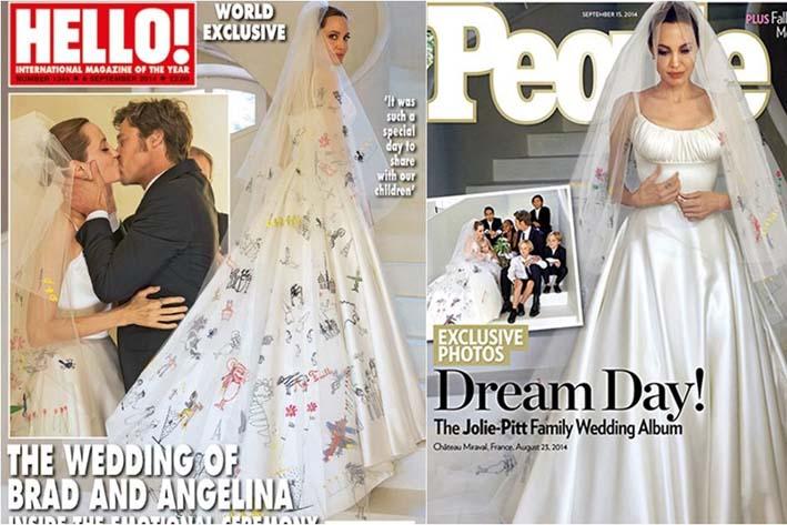 Angelina Jolie solicita divorcio de Brad Pitt