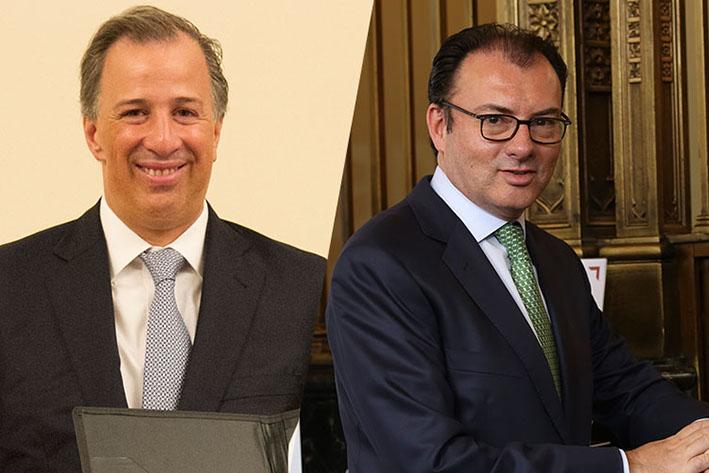 EPN cambia su gabinete: Videgaray deja Hacienda, lo releva Meade