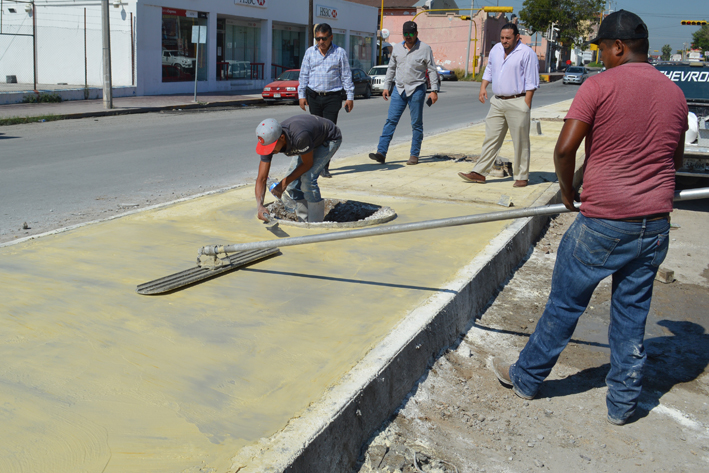 Presenta avance del 30 por ciento obra del Juárez