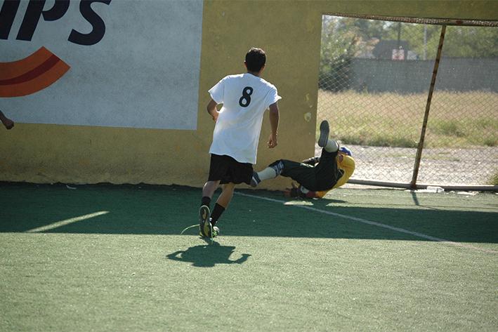SC Kikas Logra el Triunfo Balazo