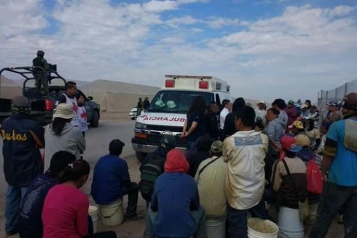 Rescata PGR a 81 'esclavos agrícolas'