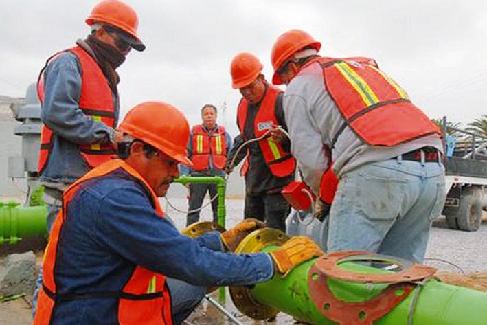 Mejorarán servicio de agua San Buenaventura