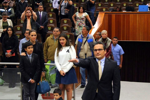 Es Winckler nuevo  Fiscal de Veracruz