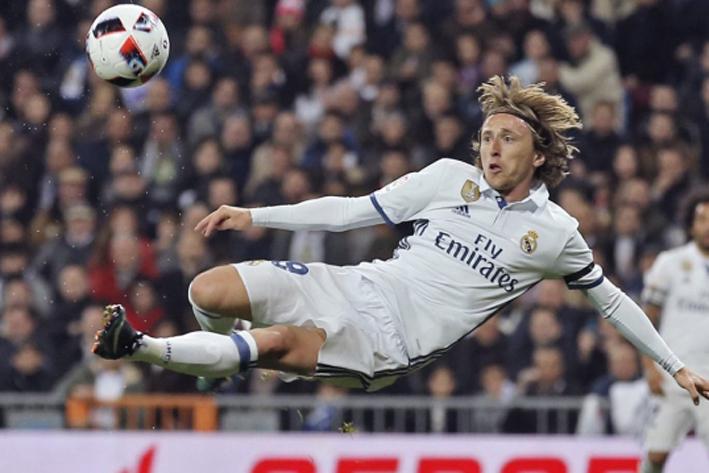 Real Madrid con un pie en Cuartos