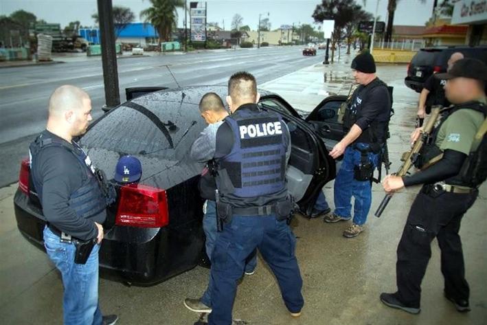 Arrestan inmigrantes en 6 estados de EU