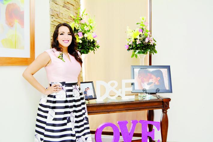 Daniela Espinoza Lira Se casa mañana