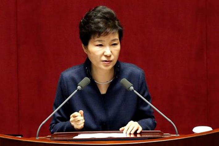 Citan a declarar a Park Geun-hye