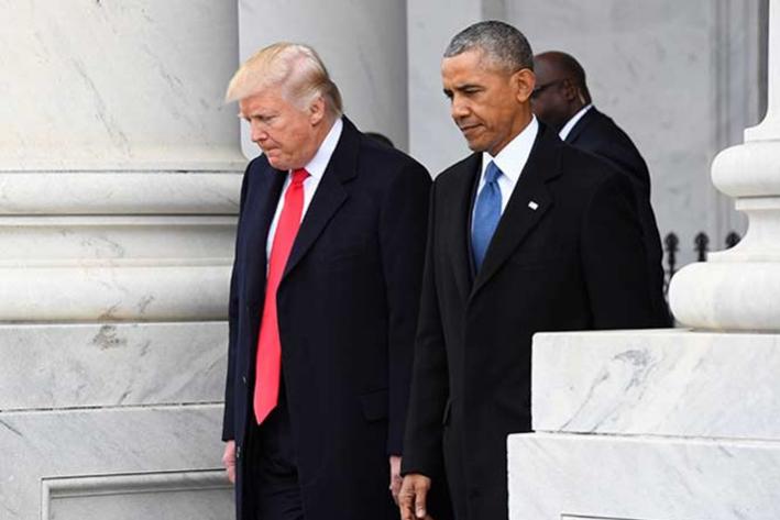 Obama refuta acusaciones de espionaje
