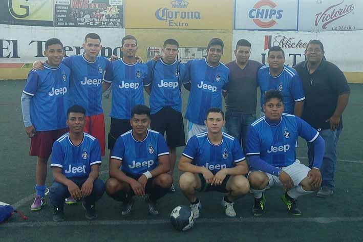 Avanzan los Kanelos FC