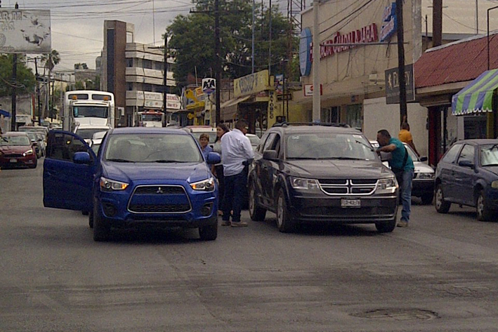 """""""Ministeriales"""" provocan zafarrancho en el Centro"""