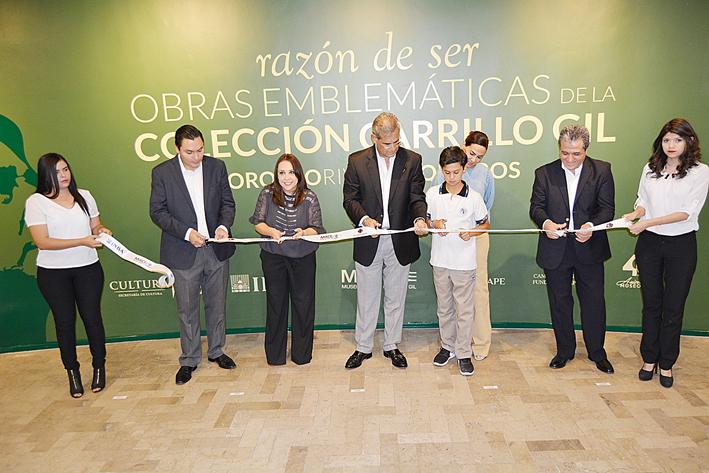 Museo Pape Inaugura exposición de Rivera, Orozco y Siqueiros