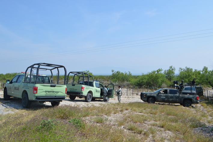 Militares detectan toma clandestina
