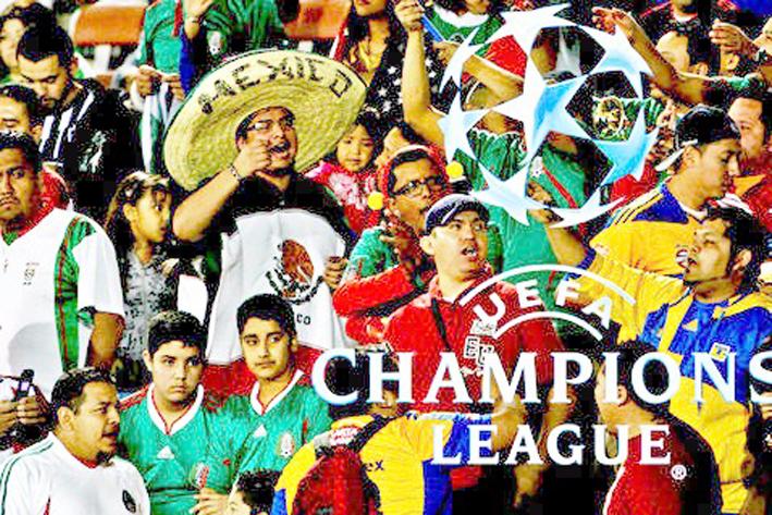 Mañana la final de Champions League