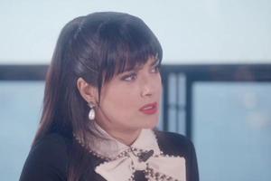 Salma, Gael y Luna cantan en Cannes a ritmo de mariachi
