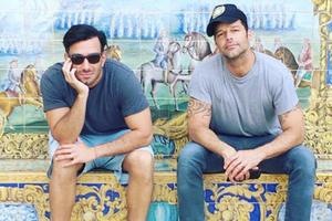 Ricky Martin prepara boda 'a lo grande' en Puerto Rico
