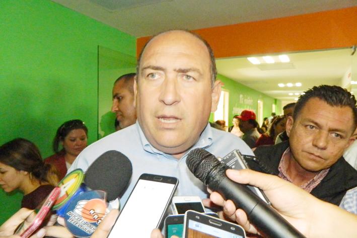 Respalda Rubén Moreira a José Antonio Meade