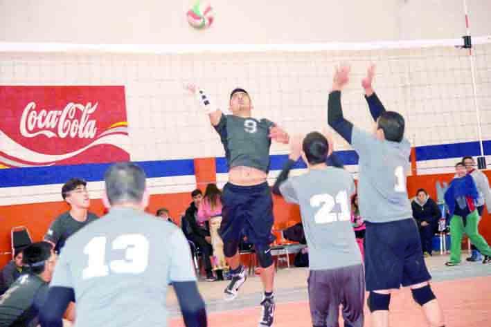 Un éxito la Copa de voleibol