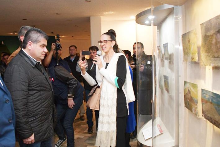 Expone Museo Pape Historias de Fe