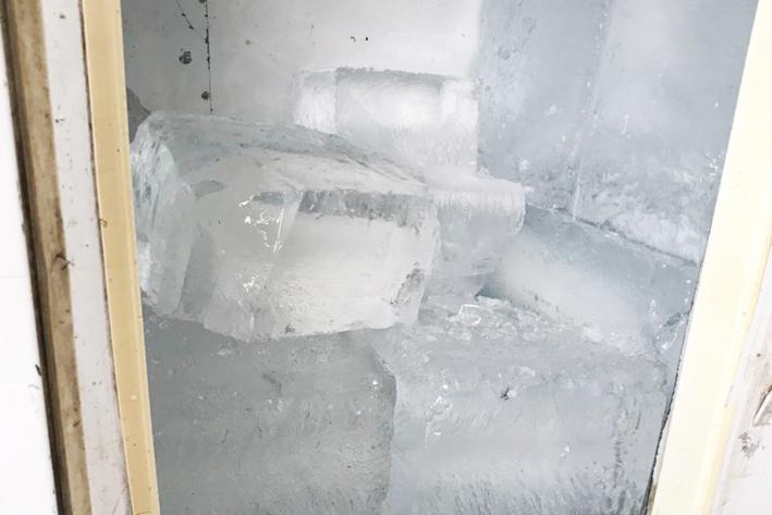 Dispara calor venta de hielo