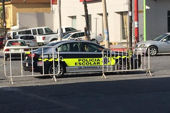 En marcha la Policía Escolar