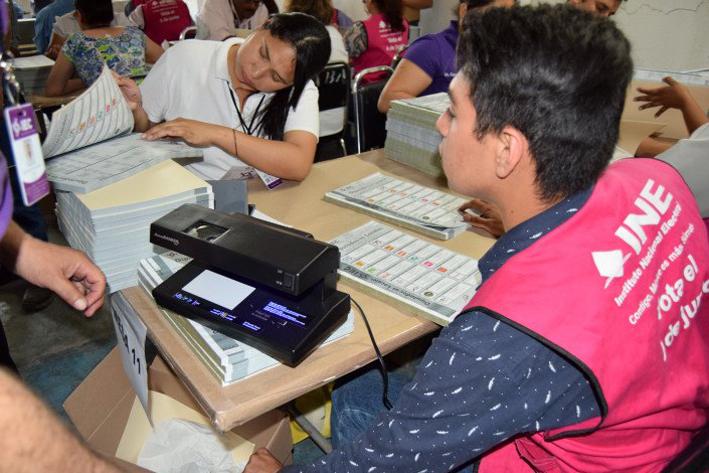 Costará a Coahuila 10 mdp la documentación electoral