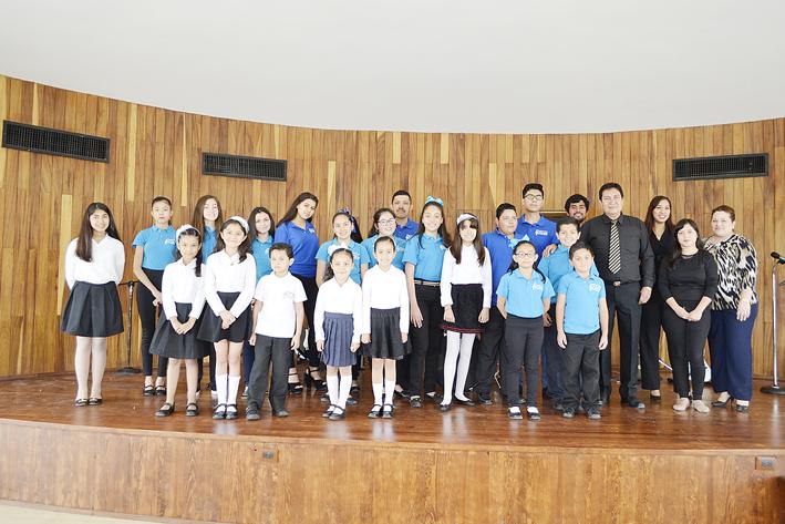 Academia Strauss ofrece recital en Museo Pape