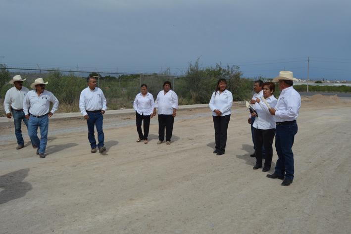 Realiza el Alcalde inspección de obras
