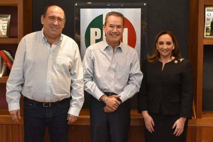Héctor Gutiérrez es el nuevo secretario de organización del PRI