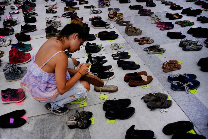 Dejó mil 400 muertos huracán 'María'