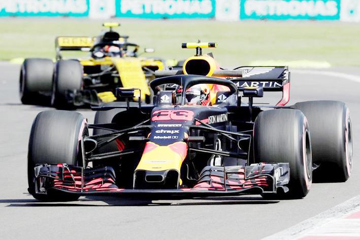 Max Verstappen el más rápido